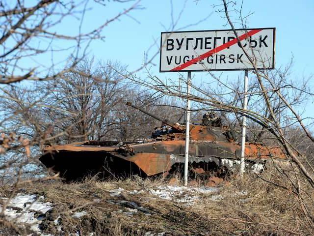"""""""Chảo lửa"""" Debaltsevo tan hoang sau trận huyết chiến khốc liệt ảnh 11"""