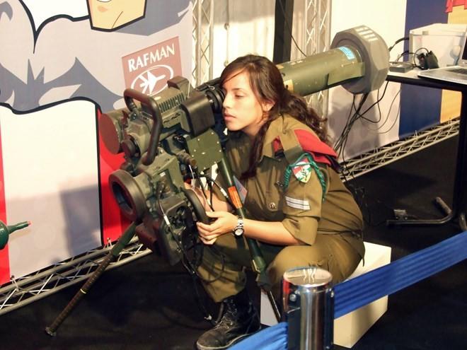 5 loại vũ khí đáng sợ của Israel ảnh 2