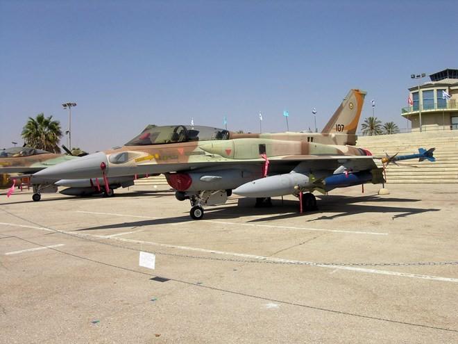 5 loại vũ khí đáng sợ của Israel ảnh 3