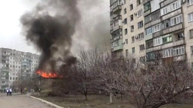 Kiev lo sợ xung đột ở Ukraine có thể sẽ lan rộng sau vụ nổ ở Kharkov ảnh 1