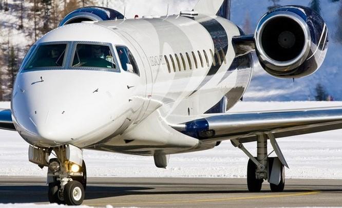 Cận cảnh mẫu máy bay mới gần 600 tỷ đồng của bầu Đức ảnh 1
