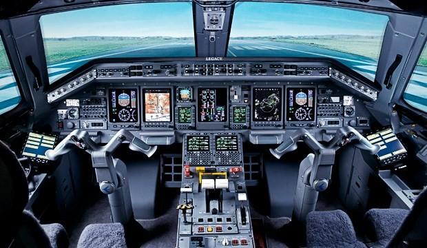 Cận cảnh mẫu máy bay mới gần 600 tỷ đồng của bầu Đức ảnh 2