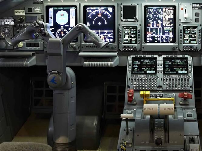 Cận cảnh mẫu máy bay mới gần 600 tỷ đồng của bầu Đức ảnh 3