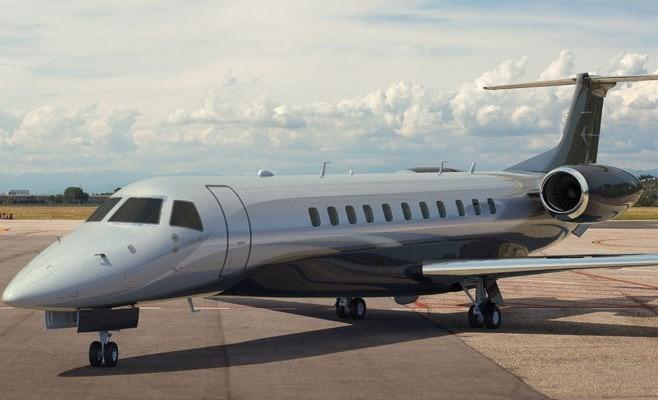 Cận cảnh mẫu máy bay mới gần 600 tỷ đồng của bầu Đức ảnh 13