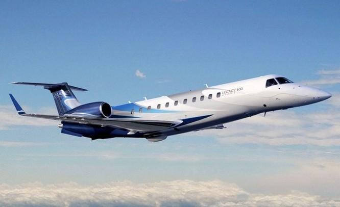 Cận cảnh mẫu máy bay mới gần 600 tỷ đồng của bầu Đức ảnh 14