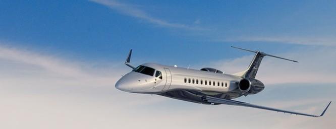 Cận cảnh mẫu máy bay mới gần 600 tỷ đồng của bầu Đức ảnh 15