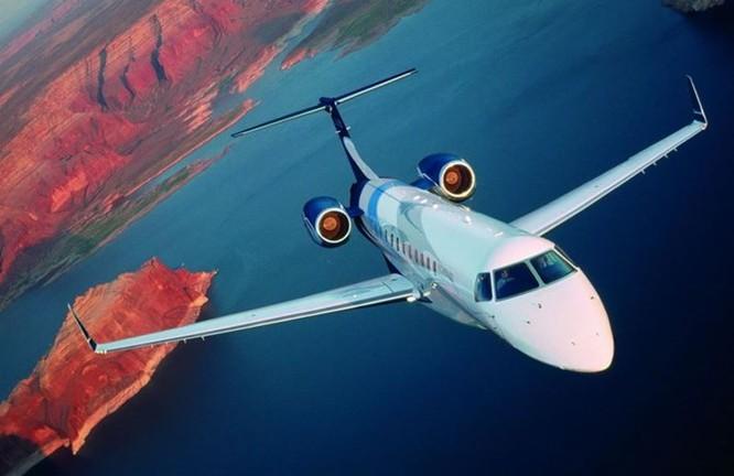 Cận cảnh mẫu máy bay mới gần 600 tỷ đồng của bầu Đức ảnh 16