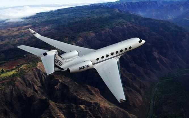 Cận cảnh mẫu máy bay mới gần 600 tỷ đồng của bầu Đức ảnh 17