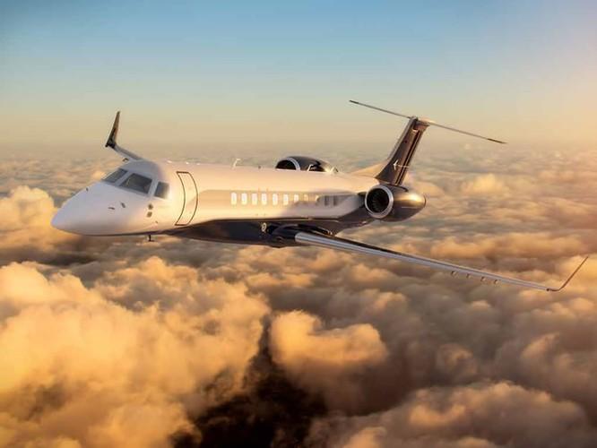 Cận cảnh mẫu máy bay mới gần 600 tỷ đồng của bầu Đức ảnh 18