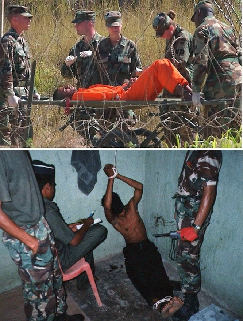 Sự thật kinh hoàng bên trong nhà tù khét tiếng Guantanamo ảnh 34