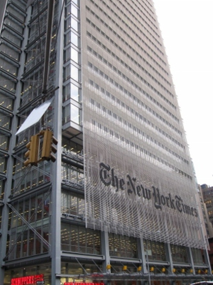 Lá thư của Tổng biên tập báo New York Times gây xôn xao thế giới truyền thông ảnh 2