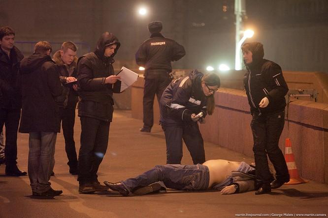 Vụ ám sát Nemsov: Mọi kịch bản đều có thể ảnh 1