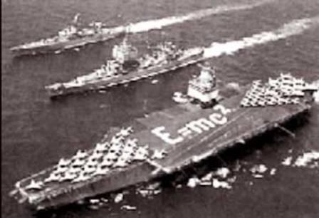 Nga 'đánh chìm ngoại giao tàu chiến' Mỹ năm 1971 như thế nào? ảnh 2
