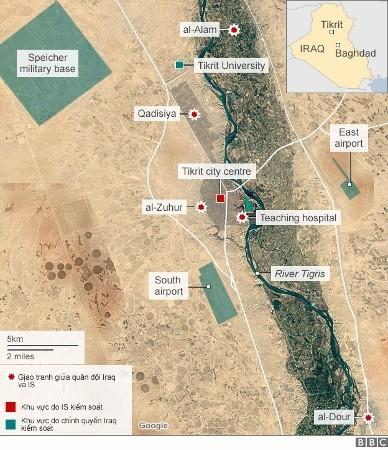 IS hành quyết 11 chỉ huy chạy trốn khi bị quân chính phủ tấn công ảnh 1