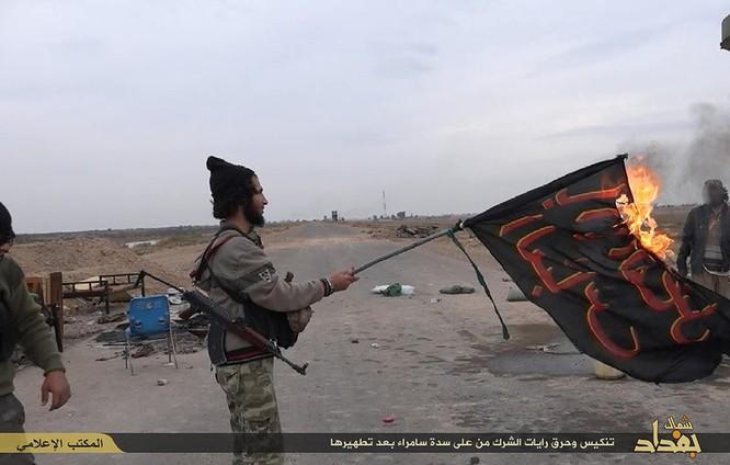 Cuộc sống tàn khốc bên trong lãnh thổ Nhà nước Hồi giáo (phần 2) ảnh 19