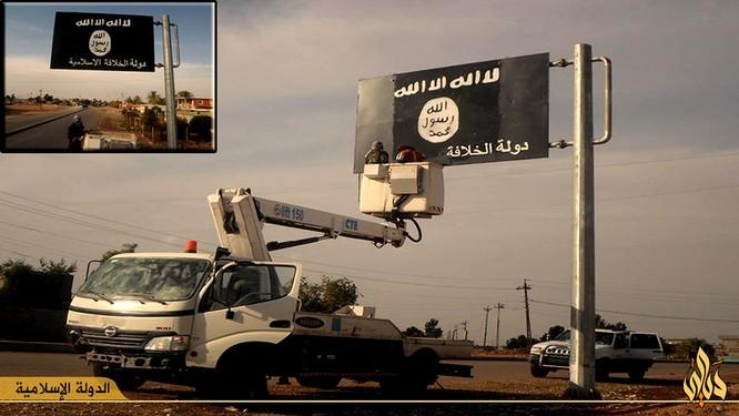 Cuộc sống tàn khốc bên trong lãnh thổ Nhà nước Hồi giáo (phần 2) ảnh 15