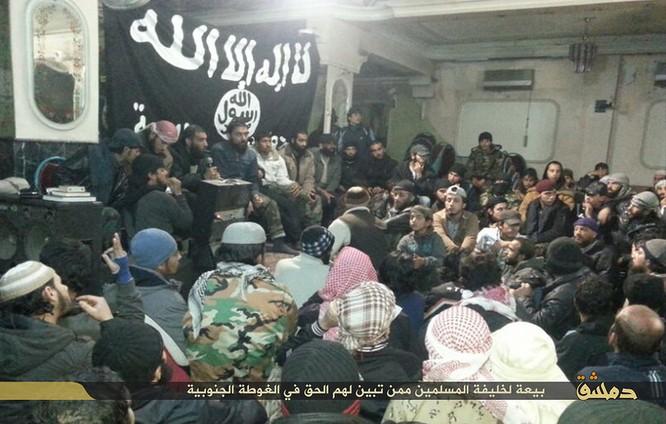 Cuộc sống tàn khốc bên trong lãnh thổ Nhà nước Hồi giáo (phần 2) ảnh 6