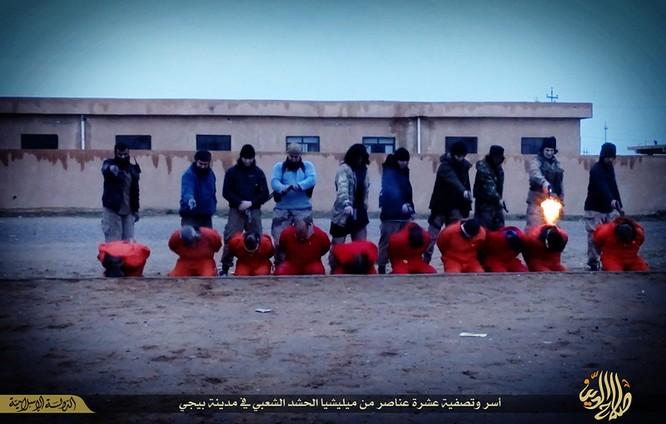 Cuộc sống tàn khốc bên trong lãnh thổ Nhà nước Hồi giáo (phần 2) ảnh 41