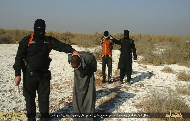 Cuộc sống tàn khốc bên trong lãnh thổ Nhà nước Hồi giáo (phần 2) ảnh 32