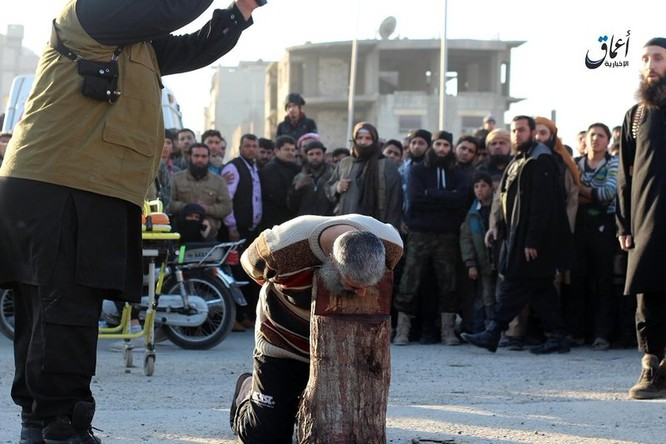 Cuộc sống tàn khốc bên trong lãnh thổ Nhà nước Hồi giáo (phần 2) ảnh 39
