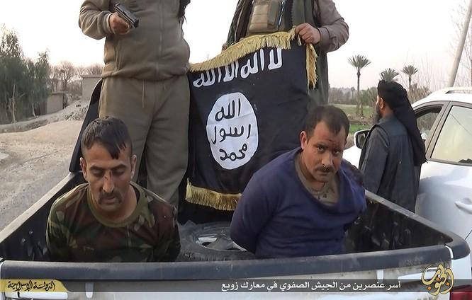 Cuộc sống tàn khốc bên trong lãnh thổ Nhà nước Hồi giáo (phần 2) ảnh 42