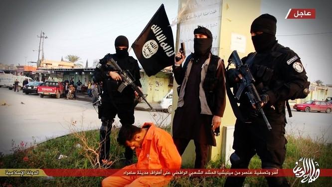 Cuộc sống tàn khốc bên trong lãnh thổ Nhà nước Hồi giáo (phần 2) ảnh 45