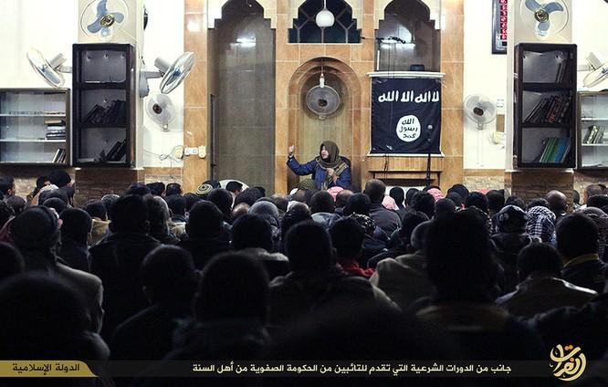 Cuộc sống tàn khốc bên trong lãnh thổ Nhà nước Hồi giáo (phần 2) ảnh 9