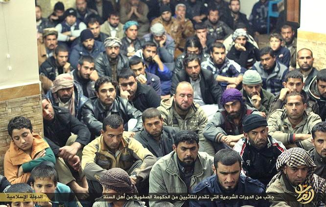 Cuộc sống tàn khốc bên trong lãnh thổ Nhà nước Hồi giáo (phần 2) ảnh 10