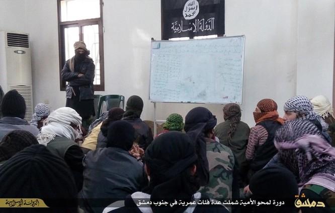 Cuộc sống tàn khốc bên trong lãnh thổ Nhà nước Hồi giáo (phần 2) ảnh 8