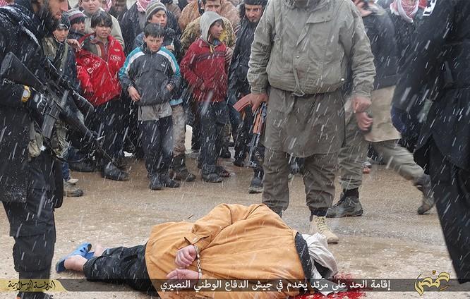 Cuộc sống tàn khốc bên trong lãnh thổ Nhà nước Hồi giáo (phần 2) ảnh 52