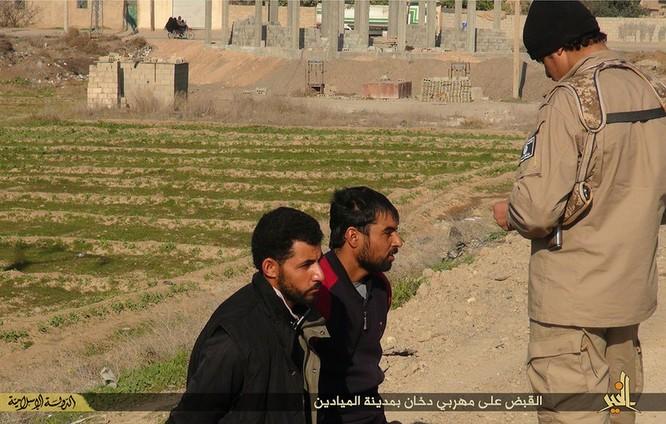 Cuộc sống tàn khốc bên trong lãnh thổ Nhà nước Hồi giáo (phần 2) ảnh 47