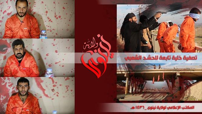 Cuộc sống tàn khốc bên trong lãnh thổ Nhà nước Hồi giáo (phần 2) ảnh 49