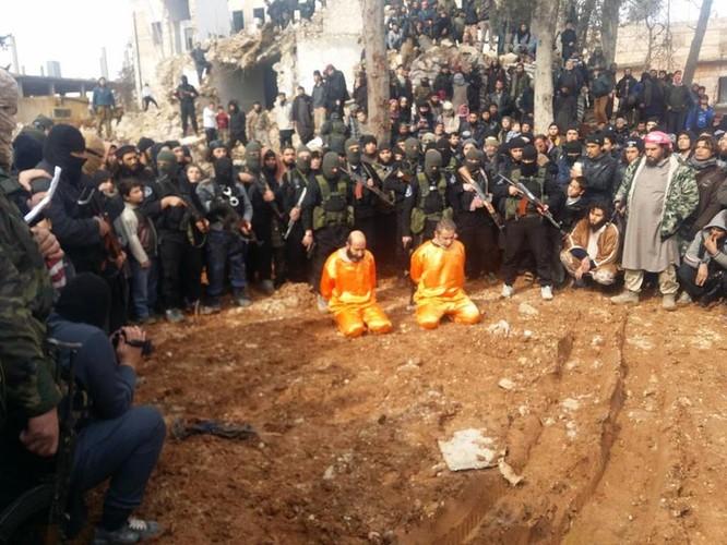 Cuộc sống tàn khốc bên trong lãnh thổ Nhà nước Hồi giáo (phần 2) ảnh 50