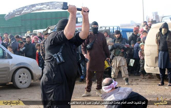 Cuộc sống tàn khốc bên trong lãnh thổ Nhà nước Hồi giáo (phần 2) ảnh 38