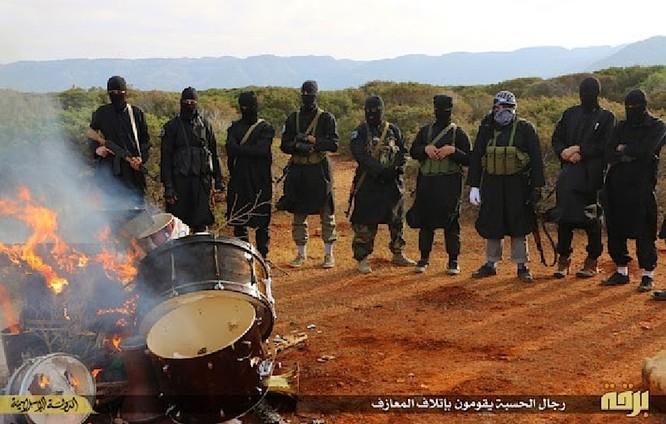 Cuộc sống tàn khốc bên trong lãnh thổ Nhà nước Hồi giáo (phần 2) ảnh 26
