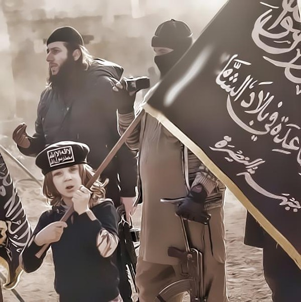 """Nhà nước Hồi giáo huấn luyện các """"sát thủ nhí"""" giết người không ghê tay ảnh 8"""