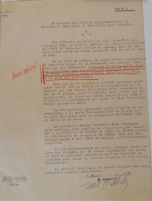Trận đánh đầu tiên của Quân đội Việt Nam trong hồ sơ của Pháp ảnh 3