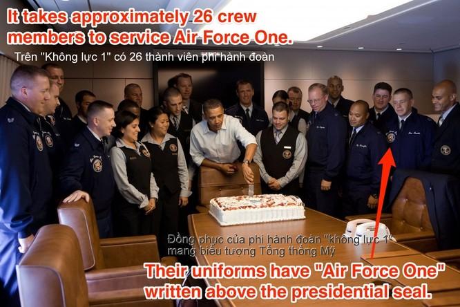 """Điều gì khiến Air Force One trở thành pháo đài bay """"độc nhất vô nhị""""? ảnh 13"""