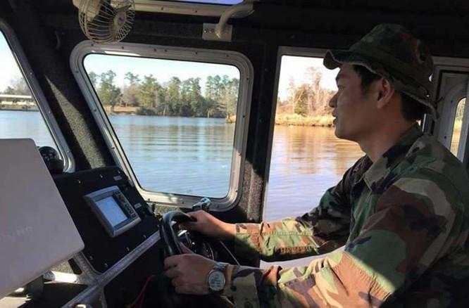 Sức mạnh tàu tuần tra hiện đại Mỹ viện trợ cho cảnh sát biển Việt Nam ảnh 8