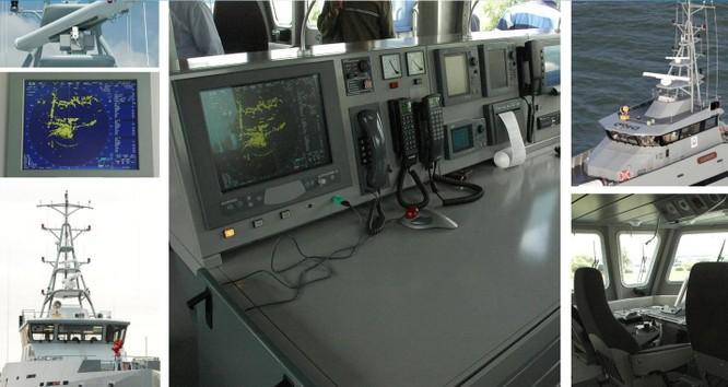 Sức mạnh tàu tuần tra hiện đại Mỹ viện trợ cho cảnh sát biển Việt Nam ảnh 5