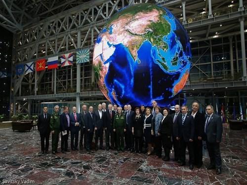 """Trung tâm chỉ huy quốc phòng quốc gia """"siêu hiện đại"""" của Nga ảnh 1"""