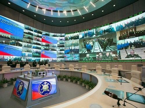 """Trung tâm chỉ huy quốc phòng quốc gia """"siêu hiện đại"""" của Nga ảnh 4"""