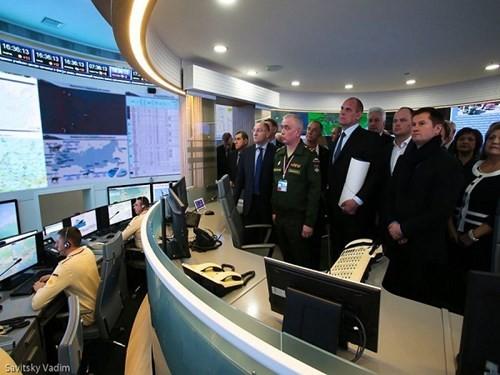 """Trung tâm chỉ huy quốc phòng quốc gia """"siêu hiện đại"""" của Nga ảnh 5"""