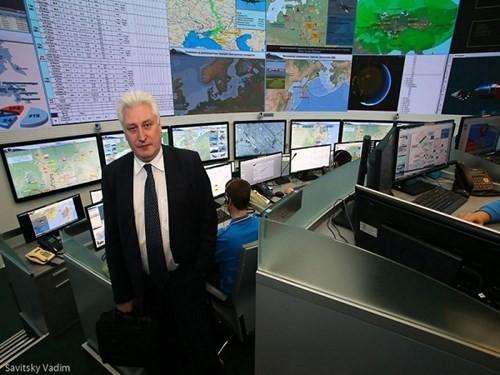 """Trung tâm chỉ huy quốc phòng quốc gia """"siêu hiện đại"""" của Nga ảnh 7"""