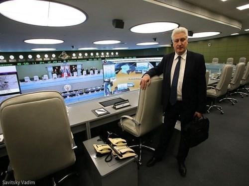 """Trung tâm chỉ huy quốc phòng quốc gia """"siêu hiện đại"""" của Nga ảnh 8"""