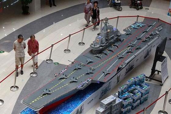 Chạy đua tàu sân bay, Trung Quốc thua Ấn Độ ảnh 1