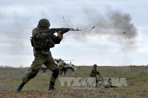 Quân đội Nga: Thử nghiệm một 'diện mạo mới'- Kỳ 1 ảnh 1