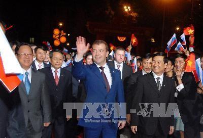 Tăng cường quan hệ Đối tác chiến lược toàn diện Việt Nam- LB Nga ảnh 1
