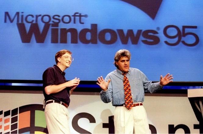 """Microsoft và cuộc """"khủng hoảng tuổi trung niên"""" (P1) ảnh 1"""