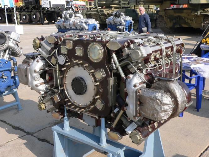 """Dự đoán những đặc điểm của xe tăng bí mật thế hệ 4 """"Armata"""" T -14 ảnh 6"""